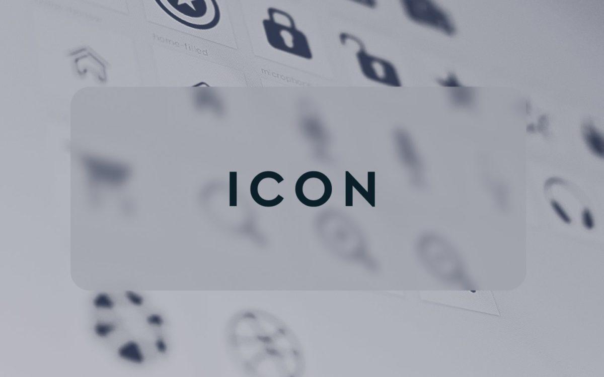 Flutter Icons — использование иконок